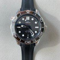 Omega Seamaster Diver 300 M Steel 42mm Black No numerals Singapore, Singapore