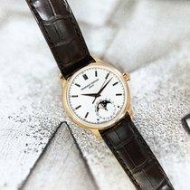 Frederique Constant Manufacture Classic Moonphase Acier 42mm Blanc Sans chiffres France, Marseille