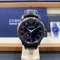 F.P.Journe Tantal 39mm Armare manuala Chronometre Bleu folosit