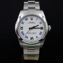 Rolex Oyster Perpetual 31 Çelik 31mm Beyaz Türkiye, istanbul