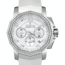 Corum Admiral's Cup Challenger Steel 40mm White United States of America, New Jersey, Cresskill