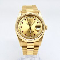 Rolex Day-Date 36 18238 Very good Yellow gold 36mm Automatic United Kingdom, Rickmansworth