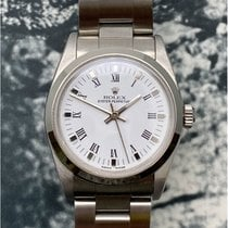 Rolex Oyster Perpetual 31 Steel 31mm White Arabic numerals United Kingdom, Surbiton
