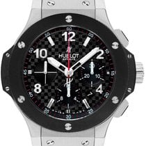 Hublot Big Bang 44 mm Acero 44mm Negro Arábigos España, Madrid