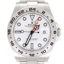 Rolex Explorer II 216570 2020 gebraucht
