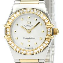 Omega Or/Acier 22mm Quartz 1365.71 occasion