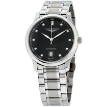 Longines Master Collection Steel 39mm Black United States of America, New Jersey, Somerset