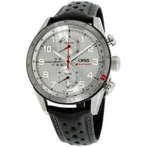 Oris Audi Sport Titanium 44mm Silver Arabic numerals United States of America, New Jersey, Somerset