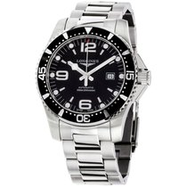 Longines L3.841.4.56.6-SD--SD Steel HydroConquest 44mm new United States of America, New Jersey, Somerset