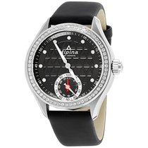 Alpina Horological Smartwatch Steel 39mm Black United States of America, New Jersey, Somerset