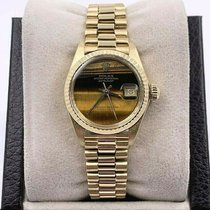 Rolex Lady-Datejust Geelgoud 26mm