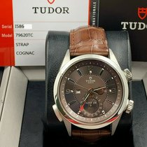 Tudor Heritage Advisor pre-owned 42mm Leather