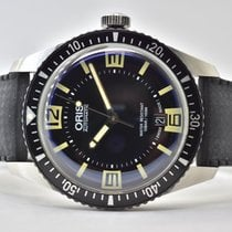 Oris Divers Sixty Five 01 733 7707 4064-07 4 20 18 2015 pre-owned