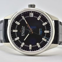 Zenith El Primero Espada neu 2020 Automatik Chronograph Uhr mit Original-Box und Original-Papieren 03.2170.4650/21.M2170