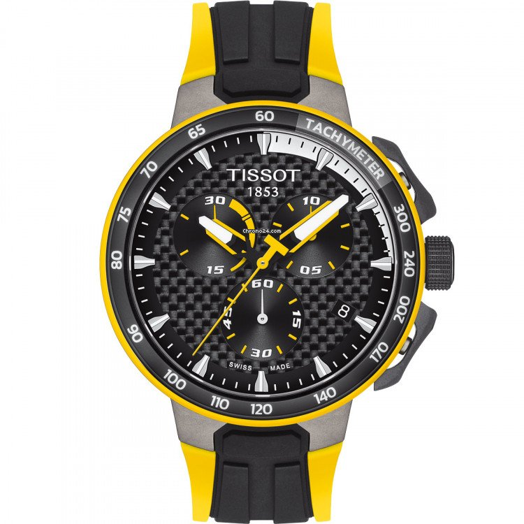 Tissot T Race Cycling Tour De France 2020 Special Edition For 489 For Sale From A Trusted Seller On Chrono24