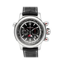 Jaeger-LeCoultre Master Compressor Extreme World Chronograph Steel 46.3mm Black United States of America, Pennsylvania, Bala Cynwyd