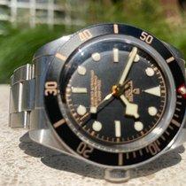 Tudor Black Bay Fifty-Eight Stahl 39mm Schwarz