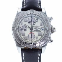 Breitling Chrono Cockpit Steel 39mm White United States of America, Georgia, Atlanta