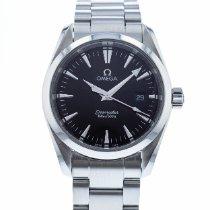 Omega Seamaster Aqua Terra Acier 39mm Noir