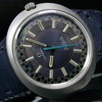 Omega Genève Steel 38mm Blue No numerals India, Mumbai