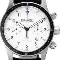 Bremont Boeing Acier 43mm
