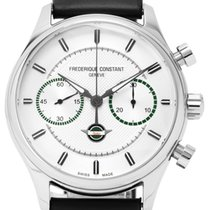 Frederique Constant Vintage Rally pre-owned 42mm Rubber