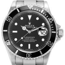 Rolex Submariner Date Ατσάλι 40mm