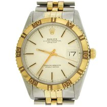 Rolex Datejust Turn-O-Graph Gold/Steel 36mm White No numerals United States of America, New York, New York