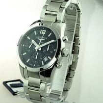 Longines Conquest Classic L2.786.4.56.6 New Steel 35mm Automatic