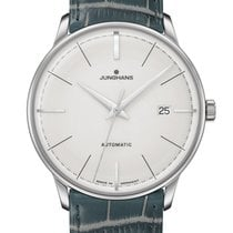 Junghans Meister Classic Steel 38.5mm Silver