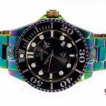 Invicta Steel 47mm Automatic 25201 pre-owned United States of America, New York, Brooklyn