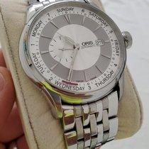 Oris Artelier Small Second Steel 45mm White No numerals United States of America, Florida, Doral
