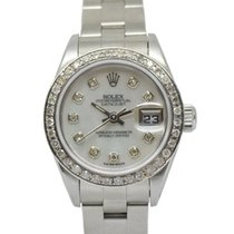 Rolex Oyster Perpetual Lady Date 69160 1983 pre-owned