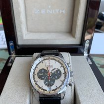 Zenith El Primero pre-owned Silver