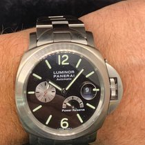 Panerai Luminor Power Reserve Titanium 44mm Black United States of America, Florida, Boca Raton