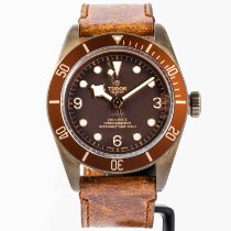 Tudor Black Bay Bronze Bronze 43mm Brown Arabic numerals United States of America, Massachusetts, Boston
