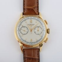 Longines Or jaune 37mm Remontage manuel 5966 occasion