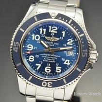 Breitling Superocean II 42 Steel 42mm Blue Arabic numerals United States of America, Arizona, Scottsdale