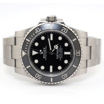 Rolex Submariner (No Date) Steel 40mm Black No numerals United States of America, Florida, Aventura