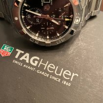 TAG Heuer Aquaracer 300M Steel 43mm Black No numerals United States of America, Arkansas, Jonesboro