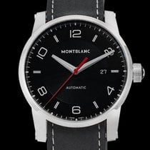 Montblanc new Automatic 43mm Steel Sapphire crystal