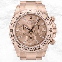 Rolex Rose gold Automatic Pink No numerals 40mm new Daytona