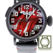 Zenith Pilot Type 20 GMT Titane 48mm Rouge Arabes