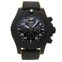 Breitling Avenger Hurricane 50mm Black No numerals United States of America, Pennsylvania, Bala Cynwyd