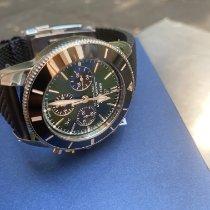 Breitling Superocean Héritage Chronograph Acier Vert