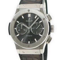 Hublot Classic Fusion Racing Grey pre-owned Grey Buckle