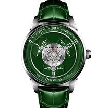 "B013 – ""Astronomer"" Jade Green Lacquer Dial 2020 new"