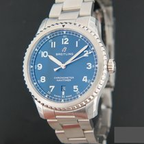 Breitling A17314101C1A1 Acero 2020 Navitimer 8 41mm nuevo