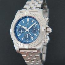 Breitling Chronomat Staal 43.5mm Blauw Nederland, Maastricht