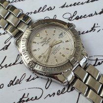 Breitling Steel 38mm Automatic A17350 pre-owned Indonesia, Jakarta